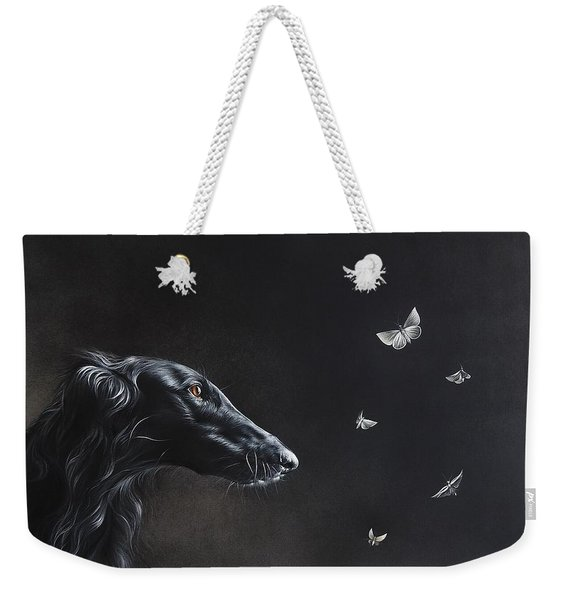 Tender Is The Night Weekender Tote Bag