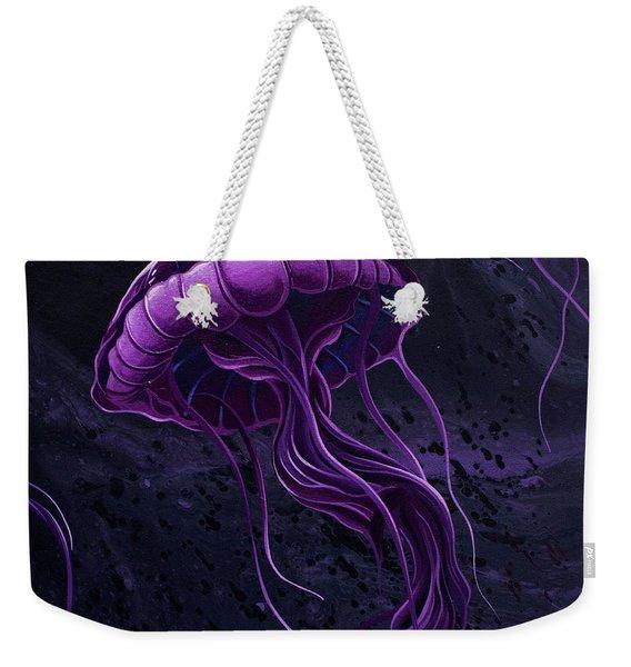 Tentacles Weekender Tote Bag