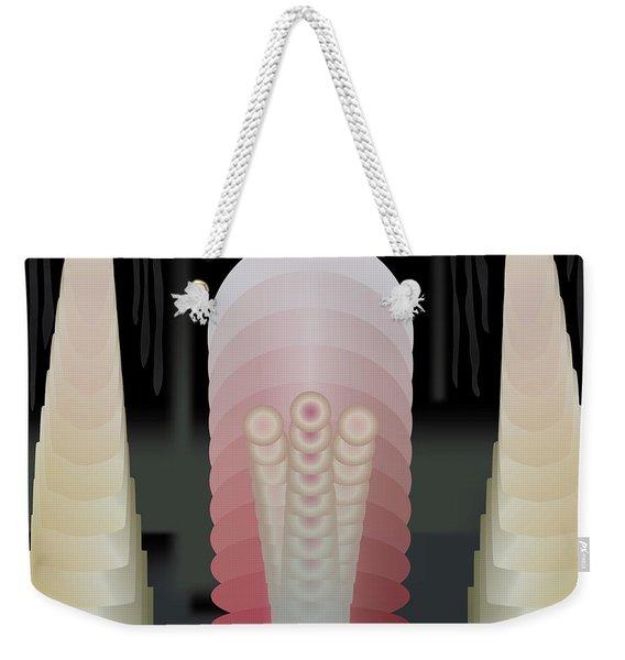 Tentaclon Weekender Tote Bag