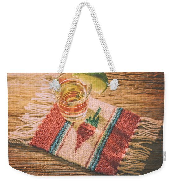 Tequila For Cinco De Mayo Weekender Tote Bag