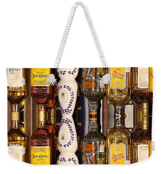 Tequila Mirage Weekender Tote Bag