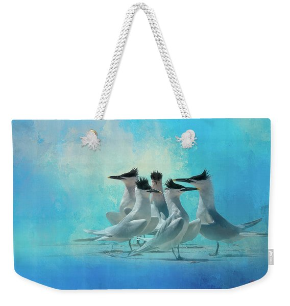 Tern And Look Weekender Tote Bag