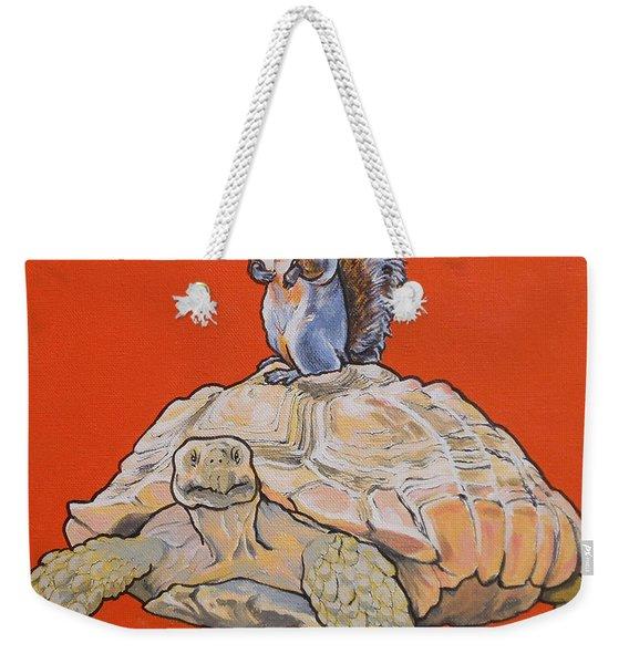 Terwilliger The Turtle Weekender Tote Bag