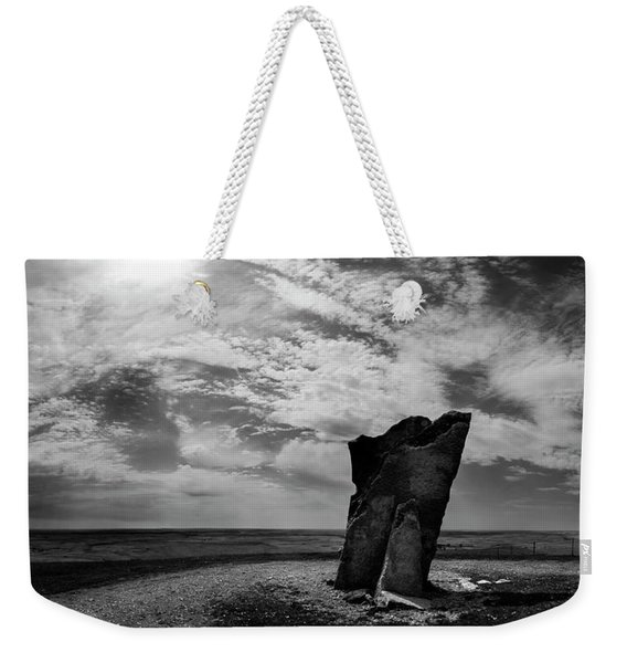 Teter Rock Hill Top View Weekender Tote Bag