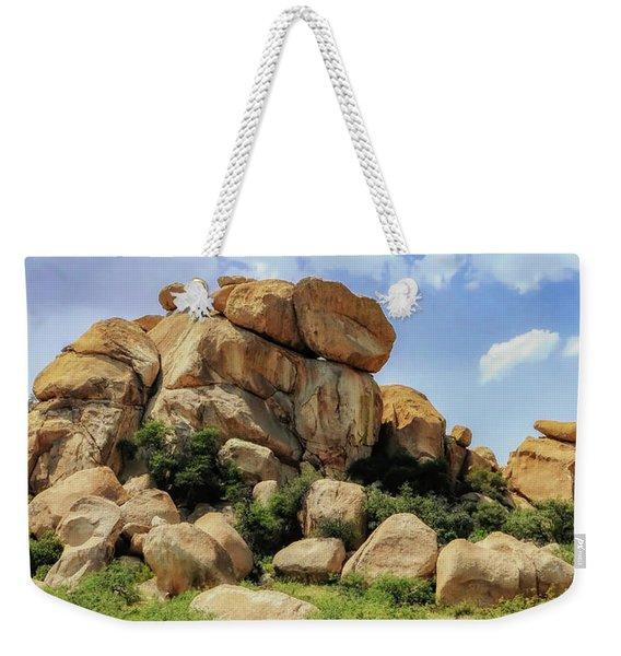 Texas Canyon Weekender Tote Bag