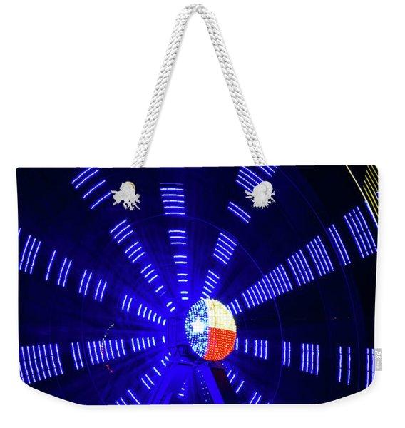 Texas Star 061116 Weekender Tote Bag