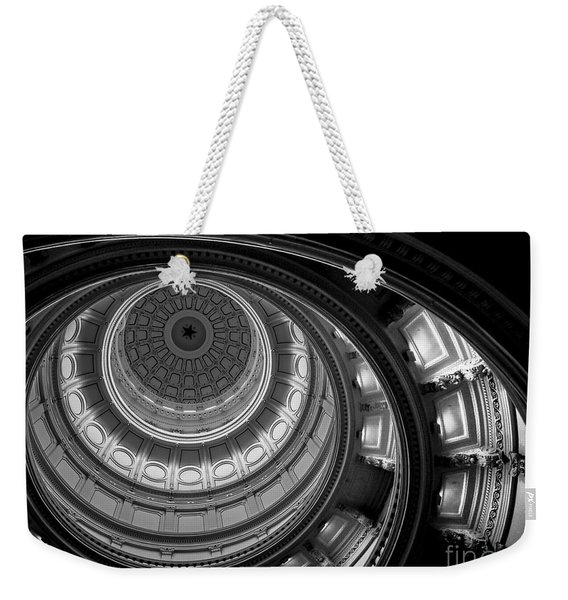 Texas State Capital Dome Austin  Weekender Tote Bag