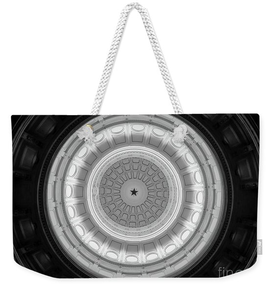 Texas State House Dome Weekender Tote Bag