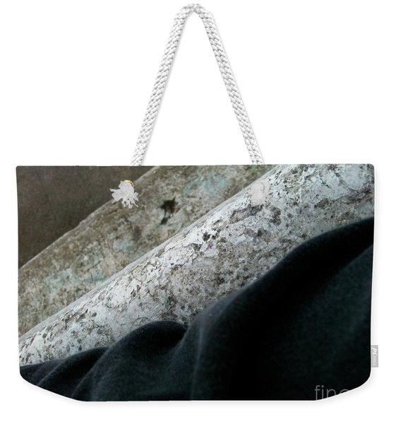 Textureflow Weekender Tote Bag