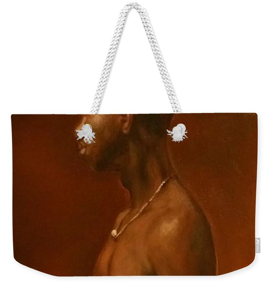 Vincent After Jacob Collins Weekender Tote Bag