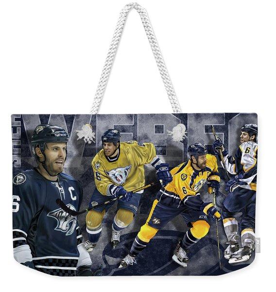 Thanks For The Memories Weekender Tote Bag