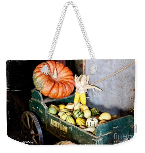 Thanksgiving  Harvest      Weekender Tote Bag