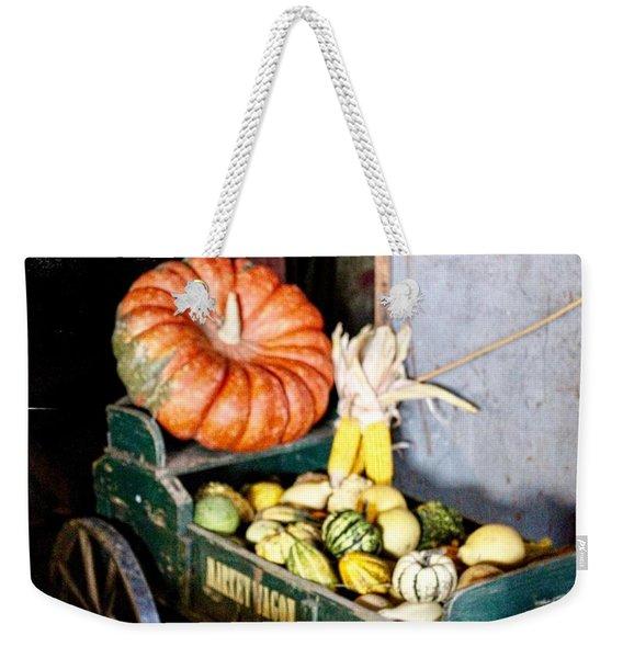 Thanksgiving  Harvest      Weekender Tote Bag