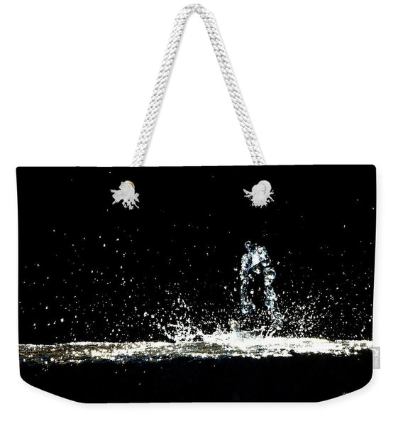 That Falls Like Tears From On High Weekender Tote Bag