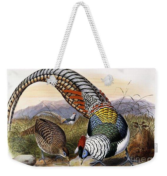 Thaumalea Amherstiae Weekender Tote Bag