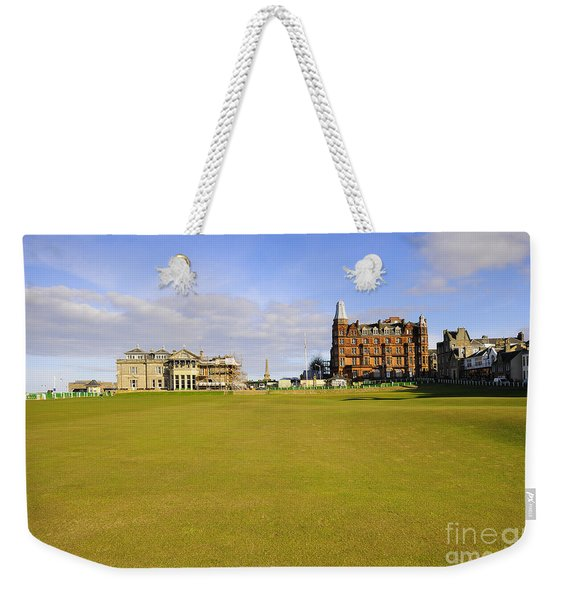 The 18th Weekender Tote Bag