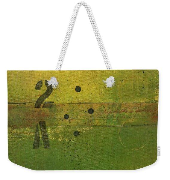 The 2a Weekender Tote Bag