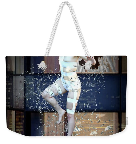 The 5th Element Weekender Tote Bag