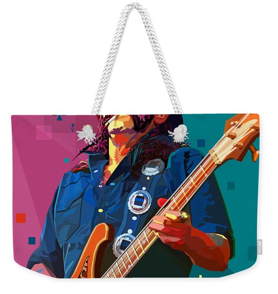 The Ace Of Spades Weekender Tote Bag