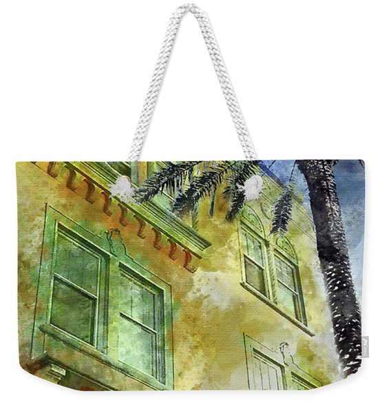 The Adrian Hotel South Beach Weekender Tote Bag