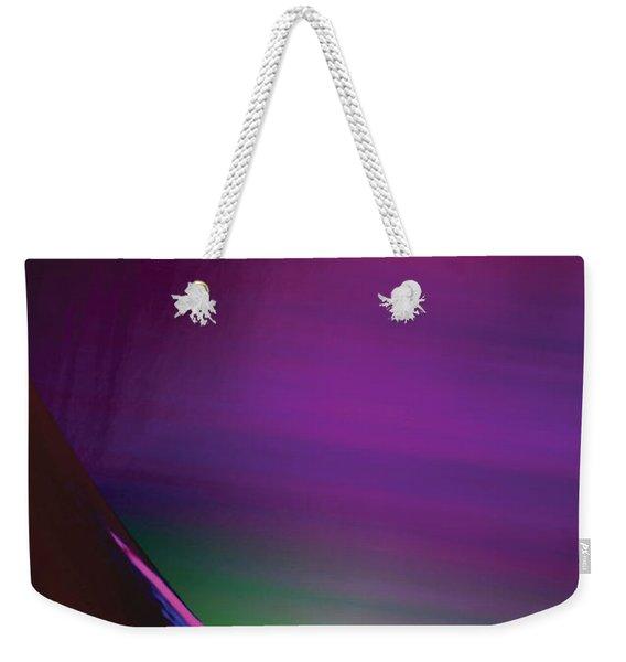 The Air Of Mystery Weekender Tote Bag