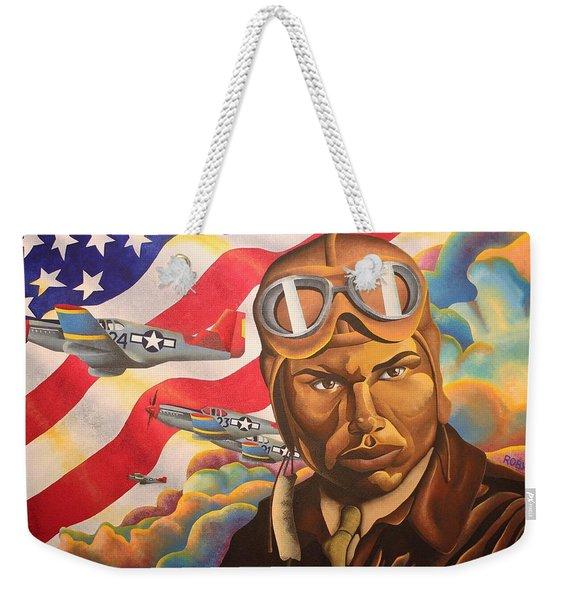 The Airman Weekender Tote Bag