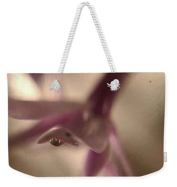 The Alien Came To Visit And We Took Photos Weekender Tote Bag