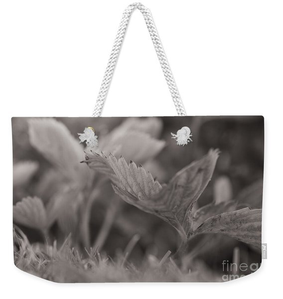 The Allotment Project - Strawberry Plant Weekender Tote Bag