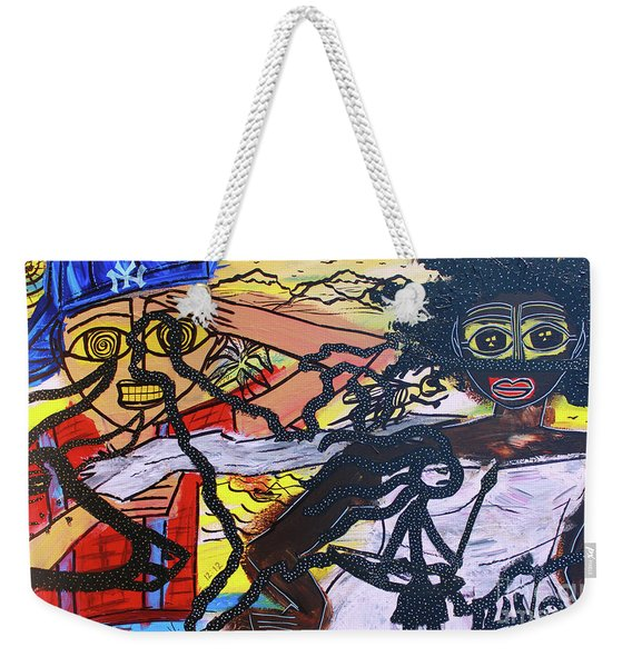 The American Experiment Weekender Tote Bag