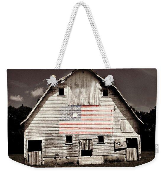 The American Farm Weekender Tote Bag