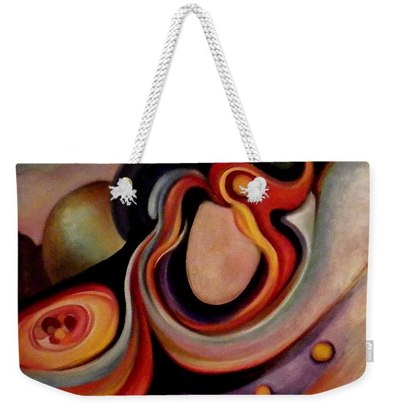 The Angel Weekender Tote Bag