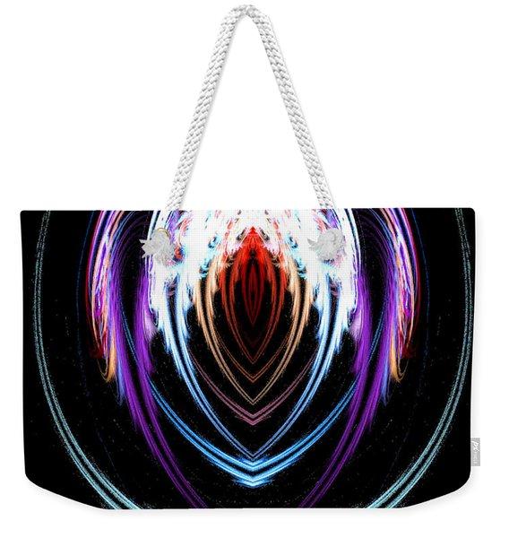 The Angel Of Art Weekender Tote Bag