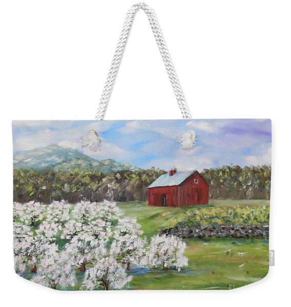 The Apple Farm Weekender Tote Bag