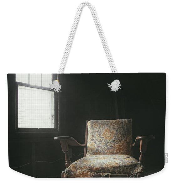 The Armchair In The Attic Weekender Tote Bag