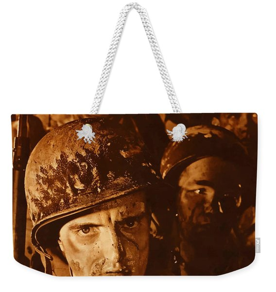 The Army Is Counting On You  Weekender Tote Bag