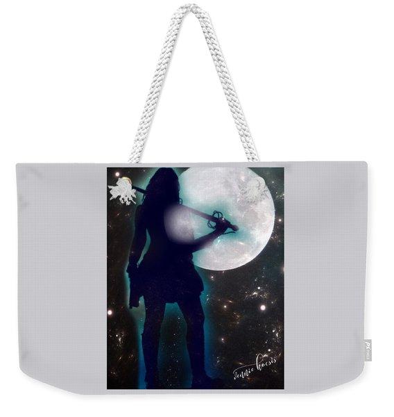 The Arrival Weekender Tote Bag