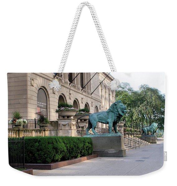 The Art Institute Of Chicago - 3 Weekender Tote Bag