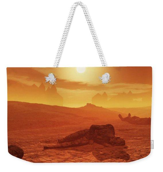 The Ash Vessels Weekender Tote Bag
