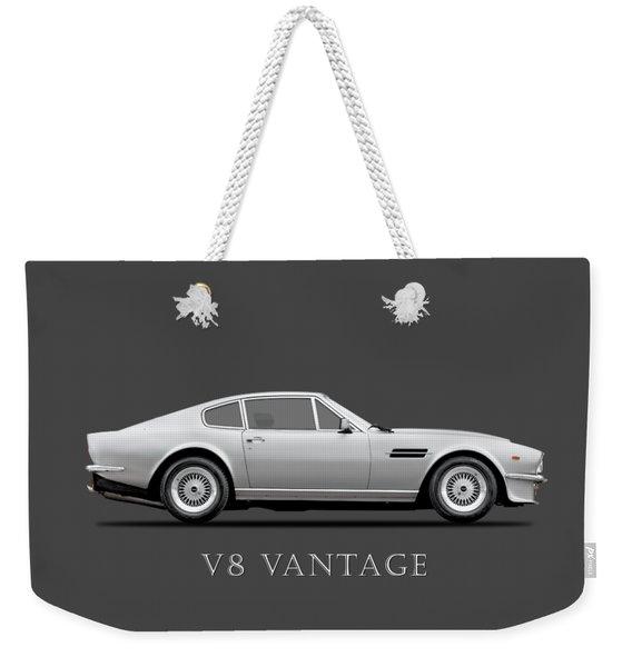 The Aston V8 Vantage Weekender Tote Bag