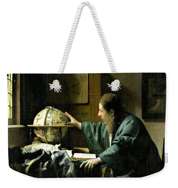 The Astronomer Weekender Tote Bag