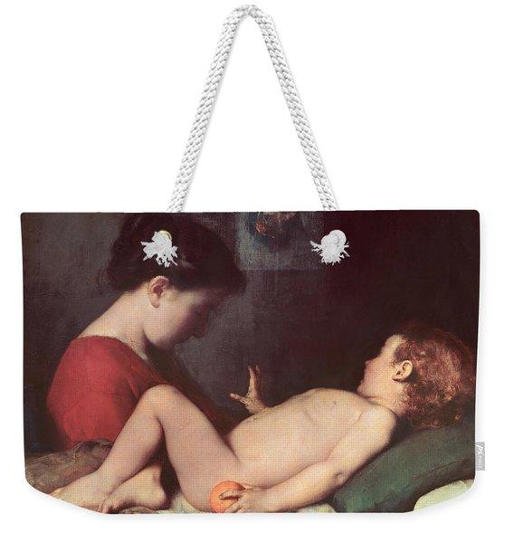 The Awakening Child Weekender Tote Bag