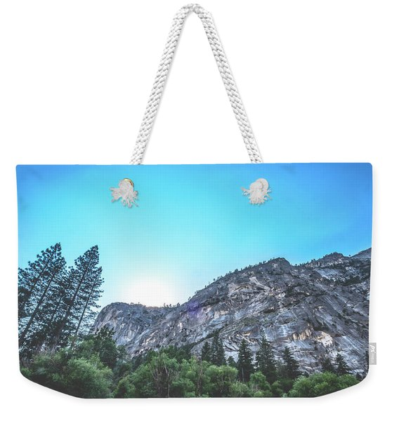 The Awe- Weekender Tote Bag
