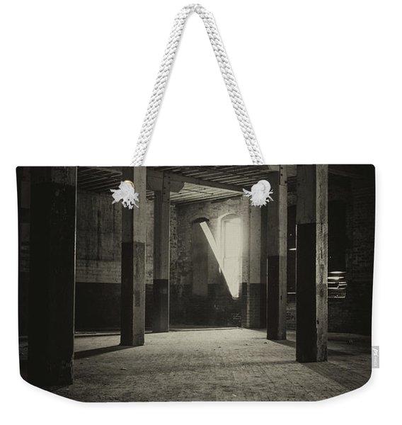 The Back Room Weekender Tote Bag