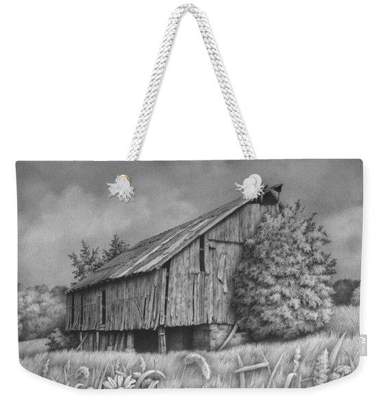 The Baker Barn Weekender Tote Bag