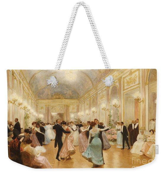 The Ball Weekender Tote Bag