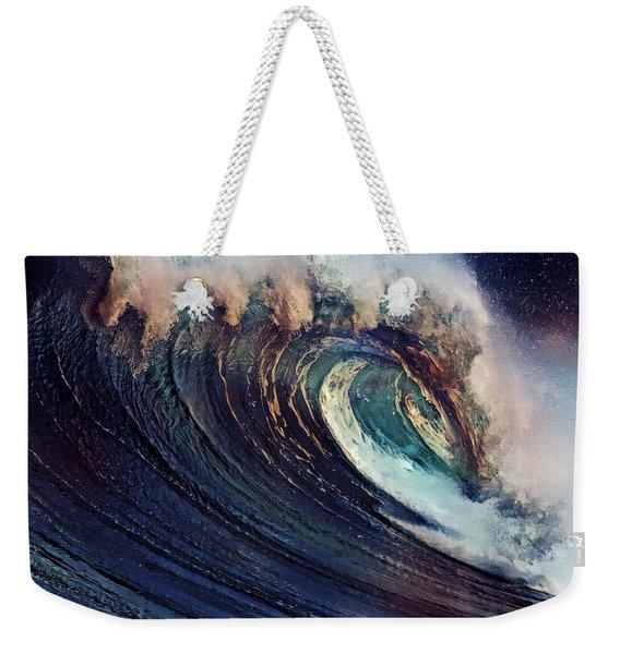 The Barrel Weekender Tote Bag