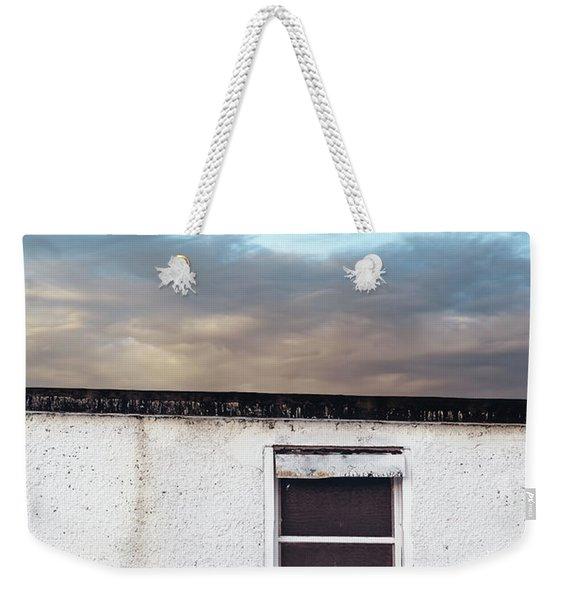 The Barrier Weekender Tote Bag