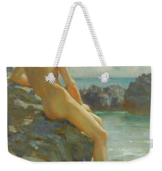 The Bather Weekender Tote Bag