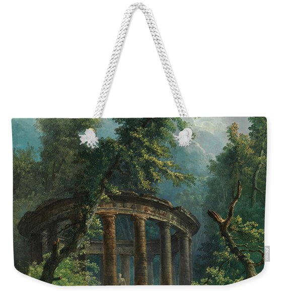 The Bathing Pool Weekender Tote Bag