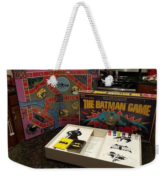 The Batman Game Weekender Tote Bag